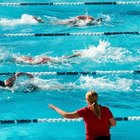 History of the Back Stroke in Swimming