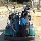 How to Repair Golf Cart Tire