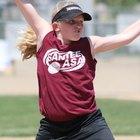 Usssa Softball Pitching Rules