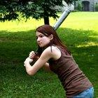 How to Fix a Broken Softball Bat