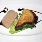 Marinated tuna steak on grill rack