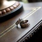 Two Weddings Rings Titan