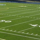 What Are the Line Markings on Fields Made Of?