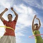 Hula Hoop Team Games