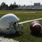 How to Clear Scratches From a Football Visor