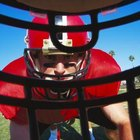 How to Make a Mirrored Football Visor