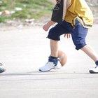 Basketball Foot Speed Drills