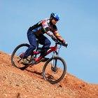 Mountain Biking and Knee Pain