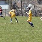 Soccer Game Strategies