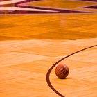 Tamanho e peso de uma bola de basquete oficial