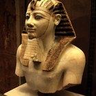 La cultura de las máscaras utilizadas en Egipto