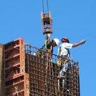 Descripciones de los trabajos de una compañía constructora