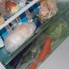 Cuáles son las medidas de un refrigerador promedio