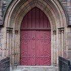 Como saber se a entrada de uma porta é direita ou esquerda