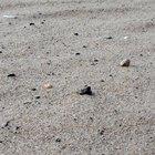 Como misturar areia e tinta acrílica