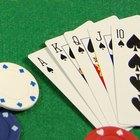 Requisitos para ser un crupier de casino