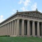 ¿Cuáles son los tres tipos de columnas?