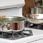 Utensilios de cocina: aluminio vs acero
