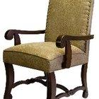 Características de las sillas de estilo Isabelino