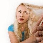 Remedio casero para el cabello fino