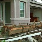 How to Remove Concrete Formwork