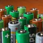 Tipos de baterías domésticas