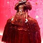 Vestimentas medievales para mujer