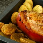 ¿Cuánto tiempo se tarda en cocinar la carne de cerdo asada?