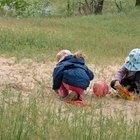 ¿Cuáles son algunas actividades de desarrollo físico para los niños en edad preescolar?