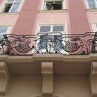 Tipos de balcones al aire libre