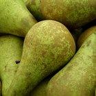 La mejor forma de madurar las peras fuera del árbol