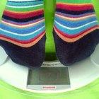 Comparação entre as balanças de gordura corporal Omron e Tanita