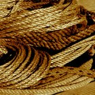 How to treat hemp rope