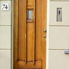 The deadbolt is stuck in my door