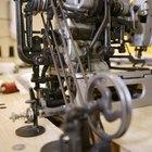 Tipos de máquinas utilizadas en la industria textil