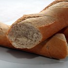 Cómo suavizar el pan francés