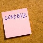 Farewell Inscription Ideas
