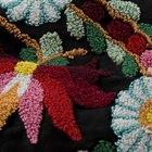 Como identificar algodão, lã, acetato, seda e poliéster