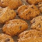 Cómo hacer galletas de avena saludables sin grasas ni azúcar