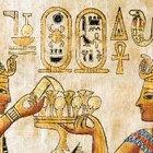 Como fazer uma roupa do antigo Egito