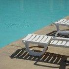 Como selar um vazamento do skimmer da piscina