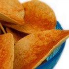 Cómo determinar la cantidad de grasa que poseen las papas fritas