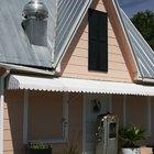 Cómo poner techos de lámina