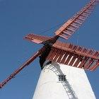 Como funcionam os moinhos de vento e os cataventos