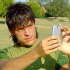 Como enviar um anexo por SMS
