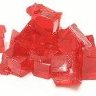 Cómo hacer un molde de gelatina JELL-O