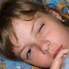 Remedios naturales para el sueño de los niños