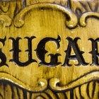 Como amolecer açúcar branco empedrado