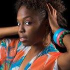 Roupas no estilo africano para as mulheres
