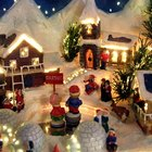 How to Make Your Own Houses for Your Christmas Village